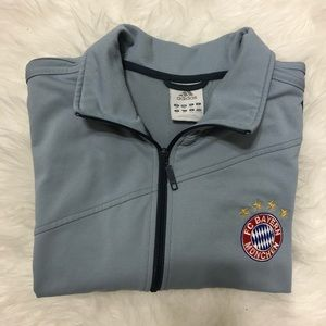 Adidas Bayern Munich Trainer Jacket